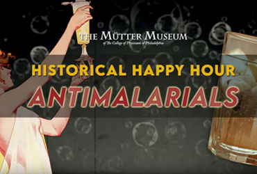 October 21 2020: How Malaria Shaped Our Cocktail Menus