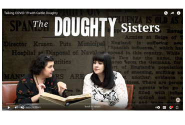 December 11 2020: Talking COVID-19 with Caitlin Doughty